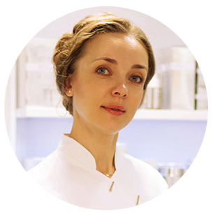 Ведущий косметолог профессионального бренда BABOR Наталья Высоцкая